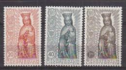 PGL AA0633 - LIECHTENSTEIN Yv N°291/93 ** - Liechtenstein