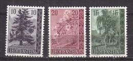 PGL AA0646 - LIECHTENSTEIN Yv N°319/21 ** - Liechtenstein