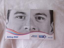 Anthony Roux - FDJ - 2013 - Wielrennen