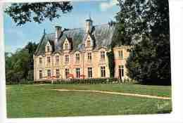 Onzain : Domaine De Seillac - Chateau Centre De Vacances - Hotel Restaurant Terrasse N°24 707 - Other Municipalities