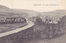LUX17  --  DIEKIRCH  --  VUE PRISE DU HERRENBERG  --  1924 - Diekirch