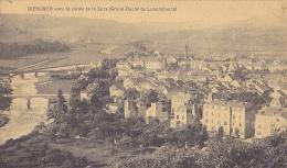 LUX18  --  DIEKIRCH  --  AVEC LA VALLEE DE LA SURE   --  1924 - Diekirch