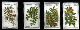 TRANSKEI, 1978, MNH Stamp(s), Edible Wild Fruit,  Nr(s) 41-44 - Transkei