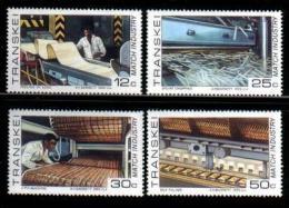 TRANSKEI, 1985,  MNH Stamp(s), Match Factory,   Nr(s) 172-175 - Transkei