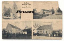 Bärsdorf - Trach 1915, Kr. Goldberg - Haynau - Schlesien
