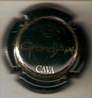 PLACA DE CAVA GRAND'ART (CAPSULE) Viader:2745 - Placas De Cava