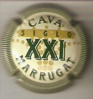 PLACA DE CAVA MARRUGAT SIGLO XXI (CAPSULE) Viader:1538 - Placas De Cava
