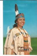 INDIEN - INDIAN MAID - Indiens De L'Amerique Du Nord