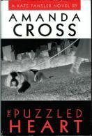 AMANDA  CROSS  * THE PUZZLED HEART *