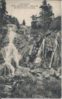 629.  SAILLANT  -  Cascade De L'Oulette  (1re Chute) - Francia