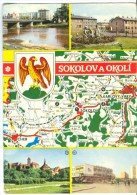 Czech Republic,  SOKOLOV A OKOLI, 1970 Used Postcard [13993] - Tschechische Republik