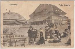 Constanta - Constanza - Plaja Mamaia - Roumanie - Roumania - Romania - Roumanie