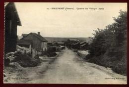 Cpa  Du 80 Miraumont  Quartier Des Héritages   ARF17 - Ohne Zuordnung