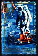 Ungarn / Hungary: 'Apollo-17 In Space, 1973', Mi. 2832 [ex Bl. 94 A]; Yv. Ex BF 100; Sc. C327 ** - Europe
