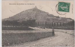 ROQUEFORT DES CORBIERES MAMELON OU COLLINE DE SAINT MARTIN 1912 - France