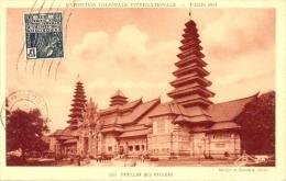 CPA PARIS - EXPOSITION COLONIALE INTERNATIONALE 1931 - PAVILLON DES PAYS BAS - Mostre