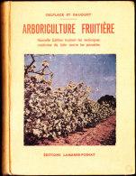 Delplace Et Dauguet - Arboriculture Fruitière - Éditions Lamarre-Poinat - ( 1964 ) . - Garden
