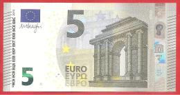 NUOVA 5 EURO SERIE S - ITALIA - ITALY - S002D6 - 2013 - SA4123455656 - DRAGHI - FDS - PERFECT - 5 Euro
