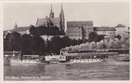 BASEL RHEINPARTIE UND MÜNSTER - BS Bâle-Ville