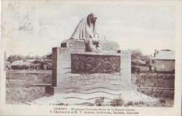 Nomeny   252          Monument Civil Aux Morts De La Grande Guerre  . - Nomeny