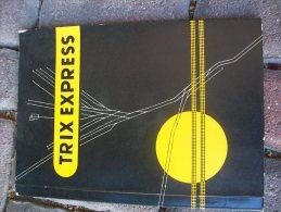 CATALOGO    TRIX EXPRESS    In Italiano - Catalogues