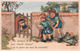 Scouts Et Chien, Humour (5367910) - Scoutisme