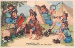 Scouts Orchestre, Humour (5367916) - Scoutisme