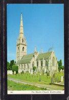 40385     Regno  Unito,   Galles  -  The  Marbles  Church  -  Bodelwyddan,  NV(scritta) - Denbighshire