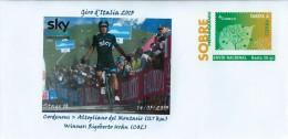 SPAIN, Giro D´Italia 2013, Stage 10. Cordenons > Altopliano Del Montasio (167 Km) Winner: Rigoberto Urán (COL), Ciclyng - Cyclisme
