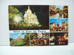 """Sous Le Ciel De Paris"""" (Francia) - Multi-vues, Vues Panoramiques"""