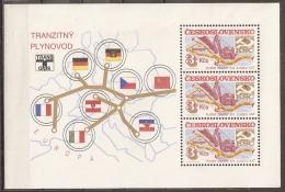 CHECOSLOVAQUIA 1984 - Yvert #H65 - MNH ** - Hojas Bloque