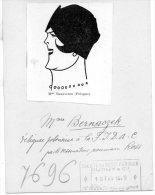 - Document De Presse - Le Petit Parisien 19 Février 1929 - Mme BERNACZEK, Déléguée Polonaise  - 147 - Old Paper