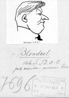 - Document De Presse - Le Petit Parisien 19 Février 1929 - BLONDEEL De La FJDAC.  - 148 - Old Paper