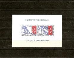 MONACO  BLOC N° 63    NEUF **  1994 - Blocs