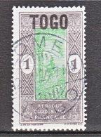 TOGO  N� 101 OBL  TTB