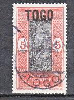 TOGO  N� 104 OBL