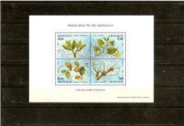MONACO  BLOC N °68    NEUF **  1995 - Blocs