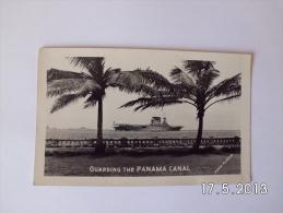 Guarding The Panama Canal - Panama