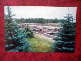 The Cemetery Of The Villages - Khatyn Memorial Complex - 1980 - Belarus USSR - Unused - Belarus