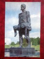 The Unvanquished - Khatyn Memorial Complex - 1980 - Belarus USSR - Unused - Belarus