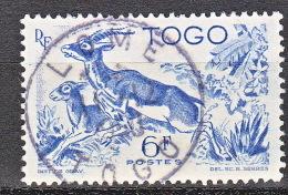 TOGO   N� 249 OBL TTB