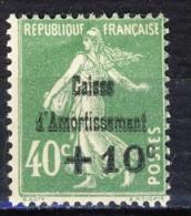 ++++ TIMBRE NEUF** N°253     SCAN  RECTO-VERSO CONTRACTUEL - France