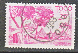 TOGO   N� 253 OBL TB