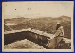 NAPOLI EREMO DI CAMALDOLI VIAGGIATA FG ANNI 30 #17862 - Napoli