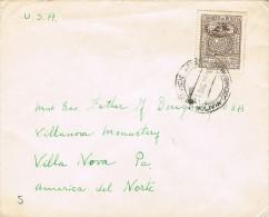 3590. Carta Aerea COCHABAMBA (Bolivia) 1950 - Bolivia