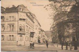 Freiburg Friedrichstrasse 1909 - Freiburg I. Br.