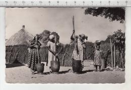 Pileuses De Mil Au Village (1965) - Cartes Postales