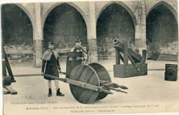 CP, 45, Orléans, 500e Anniversaire De La Naissance De Jeanne D'Arc - Cortège Historique Du 7 Mai - Engins De Guerre - Orleans
