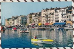 3AD96 CANNES LE QUAI SAINT PIERRE 2 SCANS - Cannes