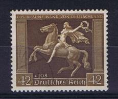 Deutsche Reich 1938 Mi 671 Y Used
